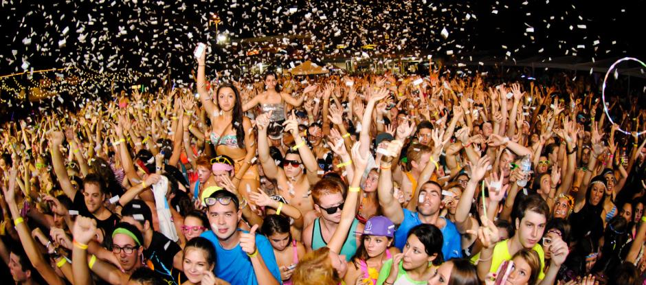 Uw evenement van artiest tot festival